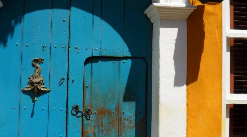 case coloniali a cartagena de indias