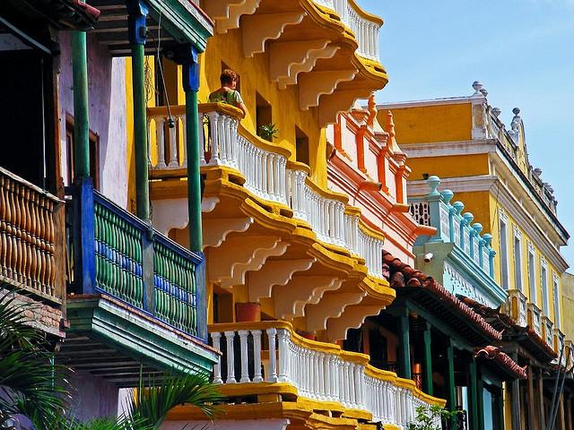 Cartagena de Indias, perla del mar dei Caraibi