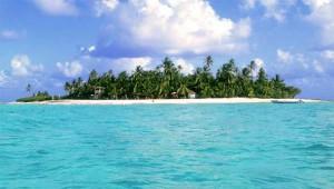 isole dei Caraibi in Colombia
