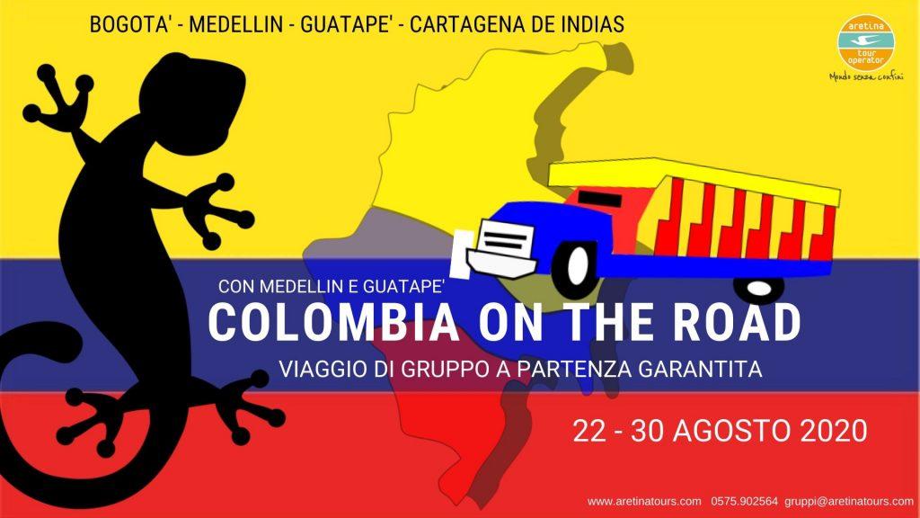 offerte viaggi organizzati Colombia