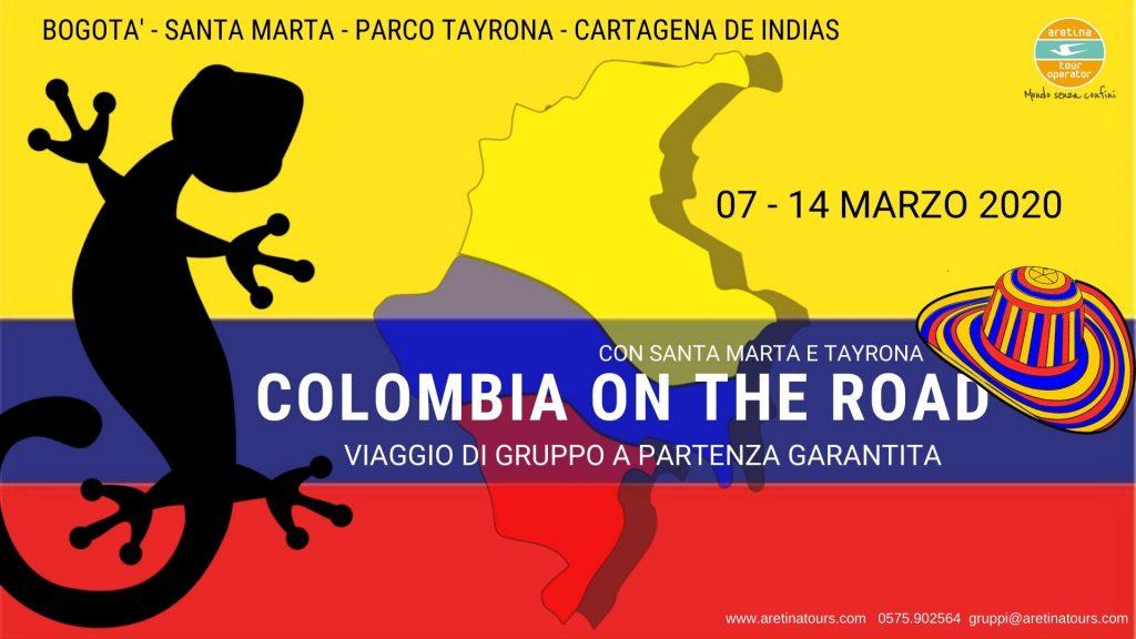 Viaggio di gruppo Colombia on the road